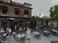 Verleende omgevingsvergunning reguliere procedure, Jan van Schaffelaarstraat 61 Barneveld, tijdelijk plaatsen terras voor horeca