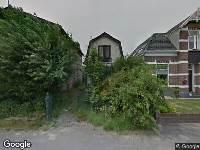 aanvraag omgevingsvergunning, Amersfoortsestraat 108 in Barneveld, verbouwen woning