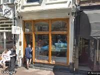 Bekendmaking Besluit omgevingsvergunning reguliere procedure Utrechtsestraat 21