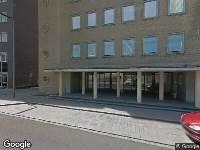 Bekendmaking Gemeente Arnhem - Aanvraag oneigenlijk gebruik openbare grond, het plaatsen van 2 puincontainers (2,5 x 7,5), Stationsplein-West 30