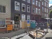 Bekendmaking Aanvraag splitsingsvergunning Govert Flinckstraat 182