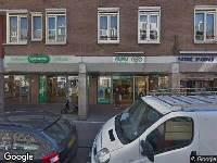 Gemeente Amsterdam - Bilderdijkkade 50 aanleg gehandicaptenparkeerplaats  - Bilderdijkkade 50