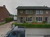 Bekendmaking Kennisgeving ontvangst aanvraag omgevingsvergunning Bunderstraat 71 te Schijndel