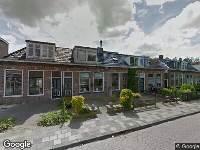 Bekendmaking Aangevraagde omgevingsvergunning Achter de Hoven 224, (11031529) bouwen van een bijgebouw op het achtererf.