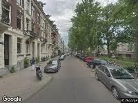 Gedeeltelijke intrekking verkeersbesluit, gemeente Amsterdam