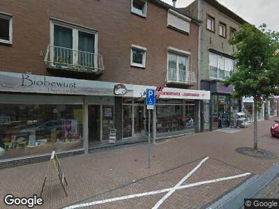Omgevingsvergunning Hoofdstraat 16 Hoensbroek