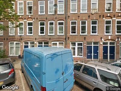 Omgevingsvergunning Tweede van Swindenstraat 107 Amsterdam