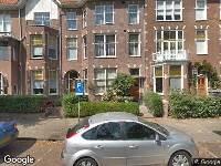 Bekendmaking Gemeente Haarlem - Verwijderen Gehandicaptenparkeerplaats op kenteken - ter hoogte van Stolbergstraat 16