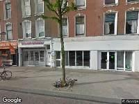 verleende omgevingsvergunning Zwart Janstraat  58A