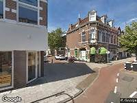 Haarlem, besluit buiten behandeling stellen Van Ostadestraat 16, 2018-09792, plaatsen zonneschermen aan gevel, verzonden 25 januari 2019