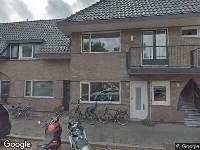 Bekendmaking Haarlem, ingekomen aanvraag omgevingsvergunning  Christiaan Huygensplein 12, 2019-00758, dragende wand in de woning wordt verwijderd en opgevangen door een staal portaal, 24 januari 2019