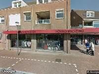 Bekendmaking Kennisgeving ontvangst aanvraag omgevingsvergunning Dorpsstraat 91 in Zevenhuizen
