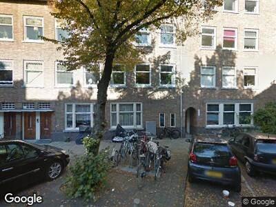 Verkeersbesluit Hondiusstraat 8 Amsterdam