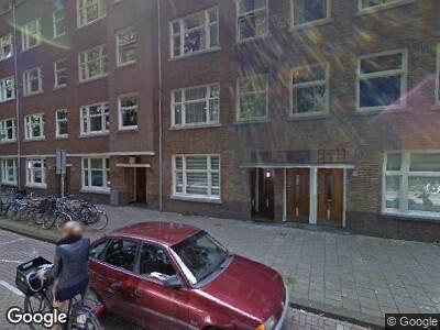 Omgevingsvergunning Mercatorstraat 163 Amsterdam