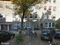 Gemeente Amsterdam - Hondiusstraat 8 tijdelijk onttrekken van twee parkeerplaatsen ten behoeve van werkzaamheden - Hondiusstraat 8