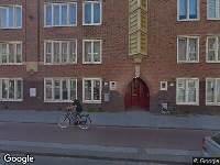 Bekendmaking Gemeente Amsterdam - Witte de Withstraat 69 opheffen gehandicaptenparkeerplaats - Witte de Withstraat 69
