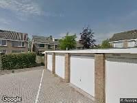 Kennisgeving ontvangst aanvraag omgevingsvergunning Marco Pololaan 18 in Gouda