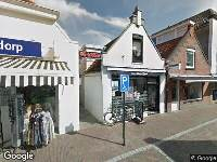 Verleende kansspelvergunning - Vergunning kansspelautomaat/automaten - Ouddorp, Boompjes 7B (Eetcafé 't Praethuus) – vergunning voor 2 kansspelautomaten, geldig 2019, verzenddatum: 16/01/19, referenti