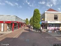 Haarlem, verleende omgevingsvergunning Amsterdamstraat 28 A ZW/RD, 2018-07690, vergroten gebouw t.b.v. winkel/bedrijfsruimte begane grond en 1 woning op bovengelegen verdiepingen, ontheffing handelen