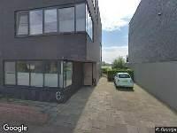 Bekendmaking Aanvraag omgevingsvergunning (buiten behandeling) Edward Wrightstraat 6