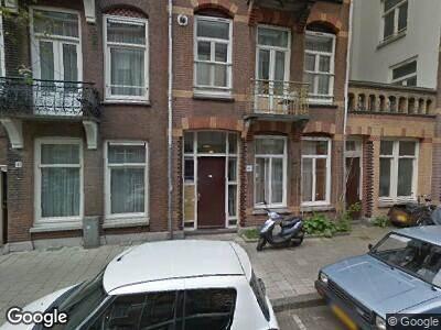 Omgevingsvergunning Eerste Helmersstraat 42 Amsterdam