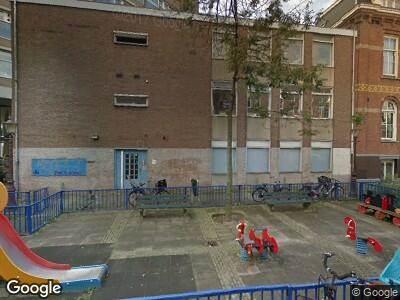 Omgevingsvergunning Derde Hugo de Grootstraat 5 Amsterdam
