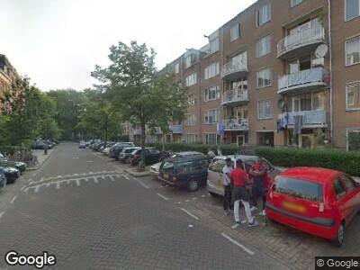 Omgevingsvergunning Wagenaarstraat  Amsterdam