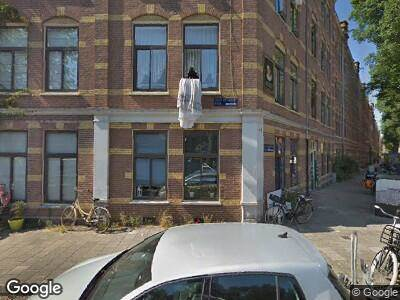 Omgevingsvergunning Hugo de Grootkade 76 Amsterdam