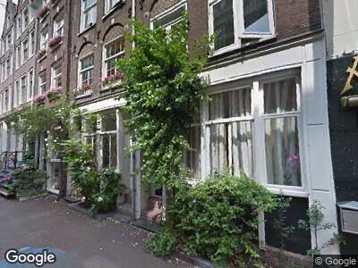 Omgevingsvergunning Korte Leidsedwarsstraat 9 Amsterdam