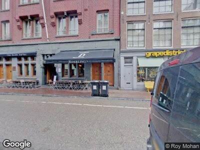 Omgevingsvergunning Haarlemmerstraat 118 Amsterdam