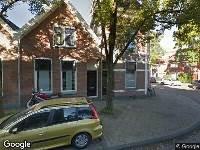 Omgevingsvergunning regulier tussen Sluisstraat 23 en Raamdwarsstraat 2 t/m 14, 7411 CR, Deventer