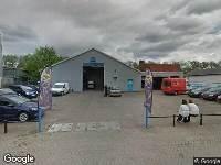 ODRA Gemeente Arnhem - volledige meldingen in het kader van de Wet Milieubeheer, Activiteitenbesluit, het veranderen van een autobedrijf, P. Calandweg 13