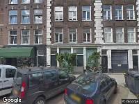 Aanvraag omgevingsvergunning Daniël Stalpertstraat 61-H