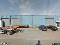 ODRA Gemeente Arnhem - Buiten behandeling gestelde aanvraag omgevingsvergunning, bouw van een opslagloods, P. Calandweg 55
