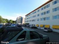 ODRA Gemeente Arnhem - Verleende omgevingsvergunning, nieuwe entreepui, gevelbeplating voorgevel en gevelreclame, Hazenkamp 16