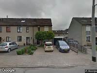 ODRA Gemeente Arnhem - Verleende omgevingsvergunning, het plaatsen van een veranda van in de achtertuin, Limburgsingel 85
