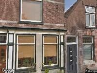 Aanvraag omgevingsvergunning, plaatsen van een brandtrap, Oudegracht 86, Alkmaar