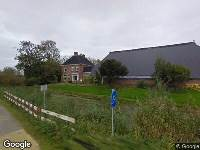 Aanvraag omgevingsvergunning, verbouwen woning Hereweg 1 te Bierum