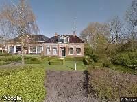 Aanvraag omgevingsvergunning, verbouwen woning Hereweg 10 te Bierum