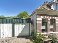 Bekendmaking Ingetrokken aanvraag omgevingsvergunning gebouw Nieuwendammerdijk 365