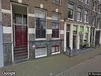 Besluit exploitatievergunning voor een horecabedrijf Amstel 142