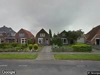 Bekendmaking Vergunningsvrije aanvraag omgevingsvergunning, Makkum, Ds L Touwenlaan 26 het uitbreiden van de woning i.v.m. mantelzorg