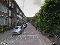 Aangevraagde omgevingsvergunning Hebronstraat 4B