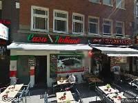 Besluit omgevingsvergunning reguliere procedure Korte Leidsedwarsstraat 109