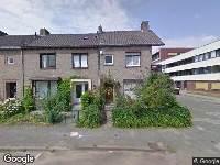 Gemeente Maastricht, vaststelling uitwerkingsplan 'Ravelijnstraat'.