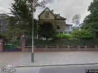 Bekendmaking Aankondiging - Verwijderen voertuigen, Badhuisweg ter hoogte van huisnummer 169 te Den Haag