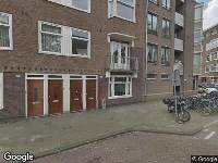 Bekendmaking Gemeente Amsterdam - Westzaanstraat 57 opheffen gehandicaptenparkeerplaats - Westzaanstraat 57