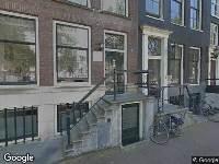 Gemeente Amsterdam - Prinsengracht 670 aanleg elektrische oplaadplaats - Prinsengracht 670