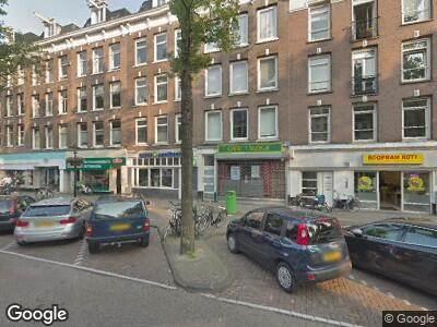Omgevingsvergunning Eerste Van Swindenstraat 6 Amsterdam