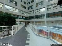 ODRA Gemeente Arnhem - Aanvraag omgevingsvergunning, interne verbouwing naar 17 piketkamers en een oeverhuis met 1 woonkamer en 3 slaapkamers, Wagnerlaan 55